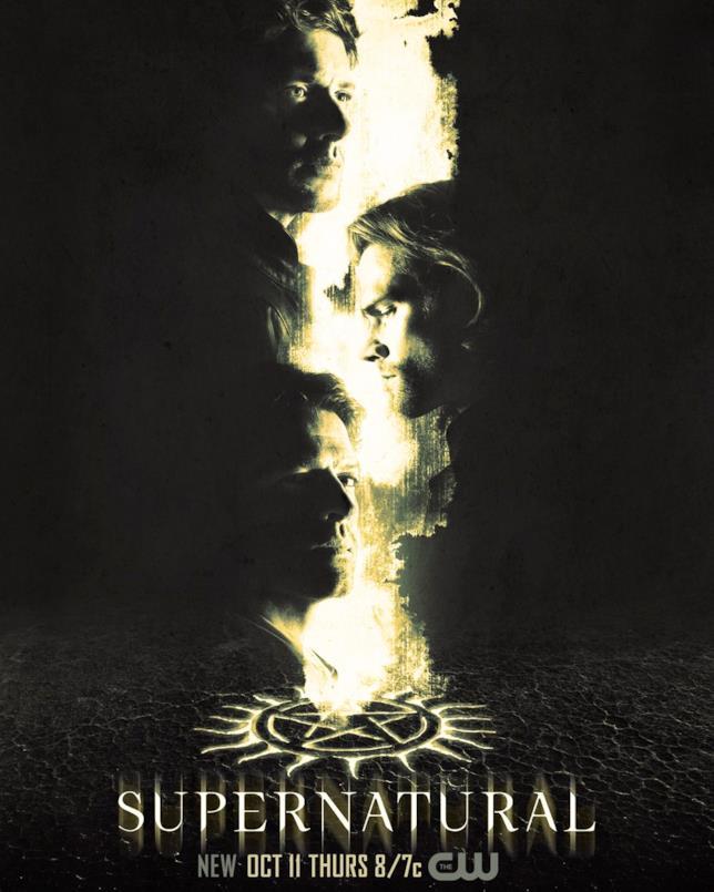 Il poster di Supernatural 14