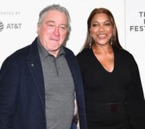 De Niro e Hightower al Tribeca Film Festival 2018