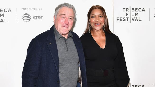 De Niro e Hightower al Tribeca Film Festival 2018