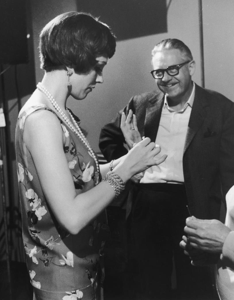 Julie Andrews negli anni sessanta