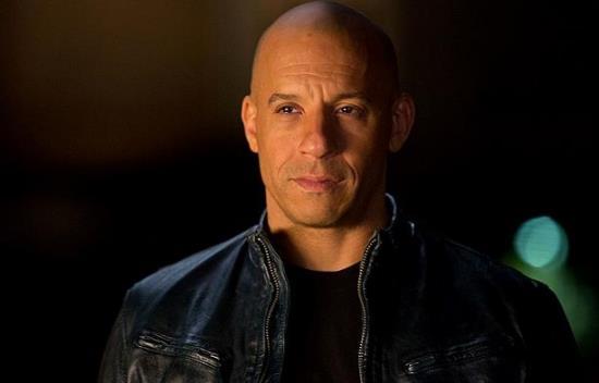 Vin Diesel in Fast & Furious 6
