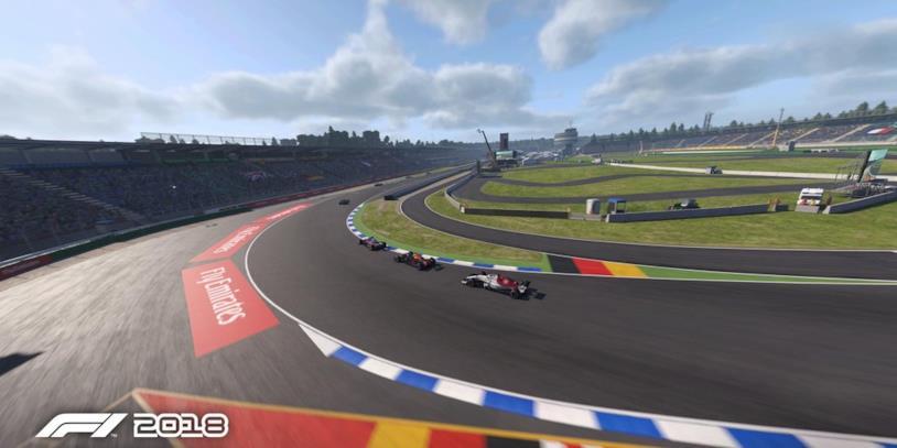 F1 2018 è firmato ancora una volta da Codemasters