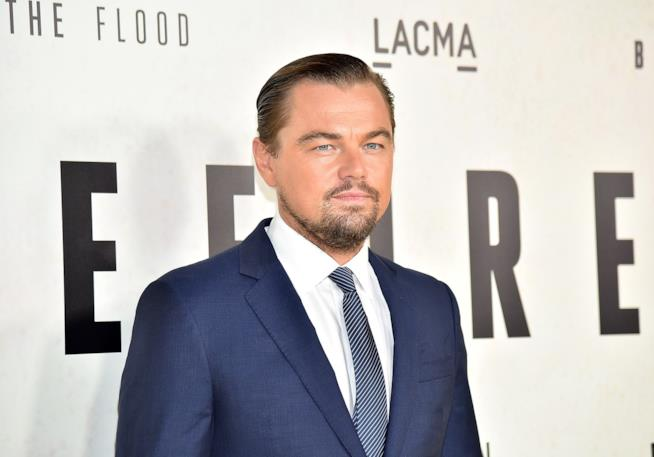 Leonardo DiCaprio esce solo con ragazze sotto i venticinque anni