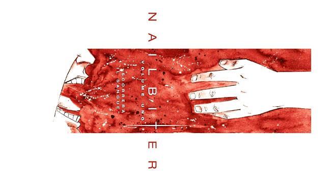 Nailbiter: la copertina del Volume 1 di saldaPress