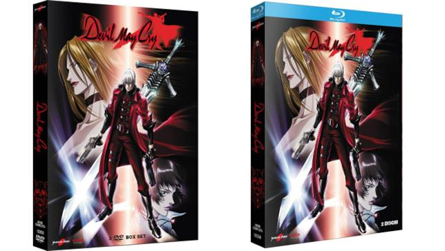 Devil May Cry - Home Video - DVD e Blu-ray
