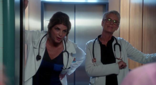 Scream Queens 2 - Ingrid Hoffel e Cathy Munsch
