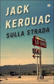 La copertina del romanzo sulla strada