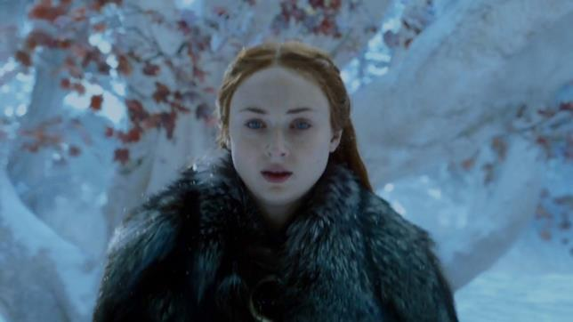 Game of Thrones 7x03, sansa e l'albero diga