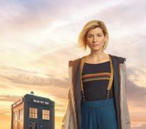 Doctor Who: il look del tredicesimo Dottore è finalmente svelato