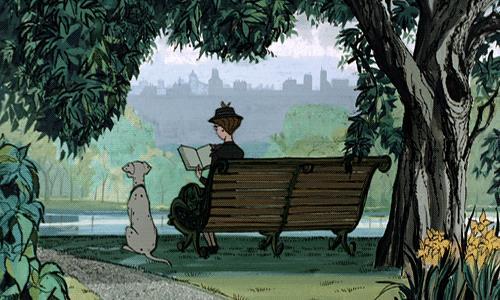 Leggere al parco
