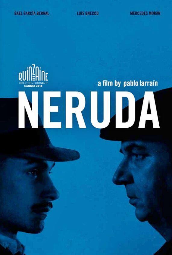 Neruda arriva la cinema il nuovo film di Pablo Larrain