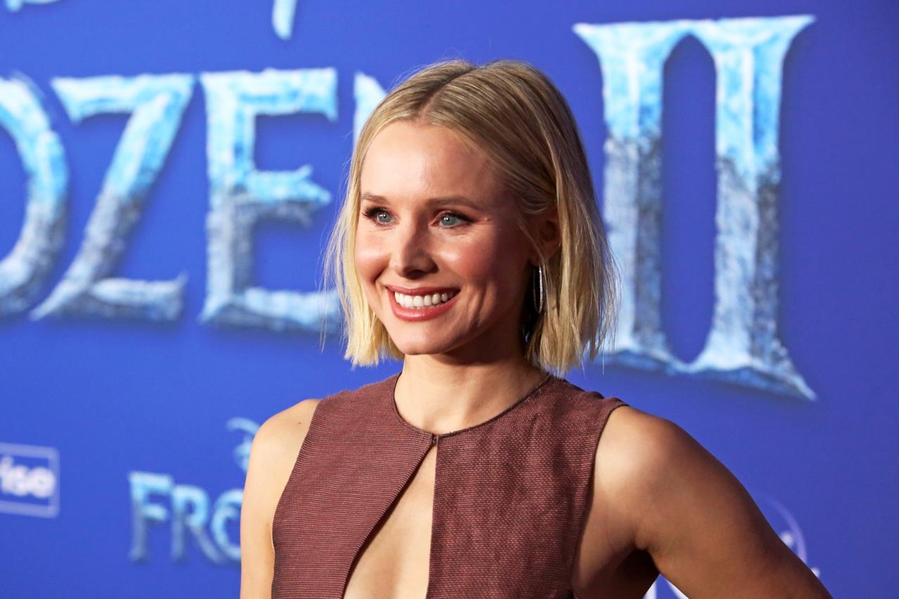 Kristen Bell è Anna nei film di Frozen
