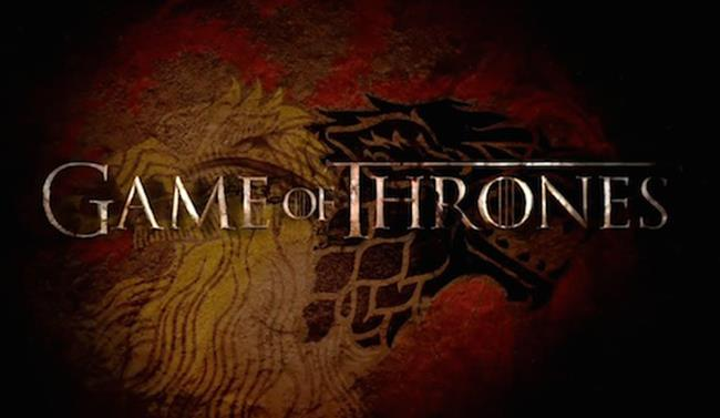 Logo di Game of Thrones
