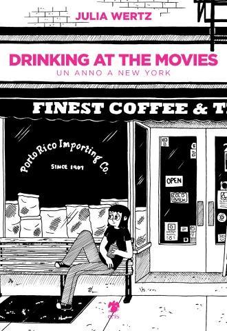 La cover del fumetto di Julia Wertz