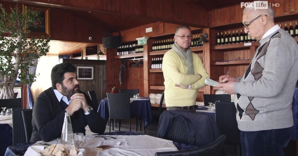Cucine da incubo s02e04 episodio 4 lu patrinu - Cucine da incubo 4 ...