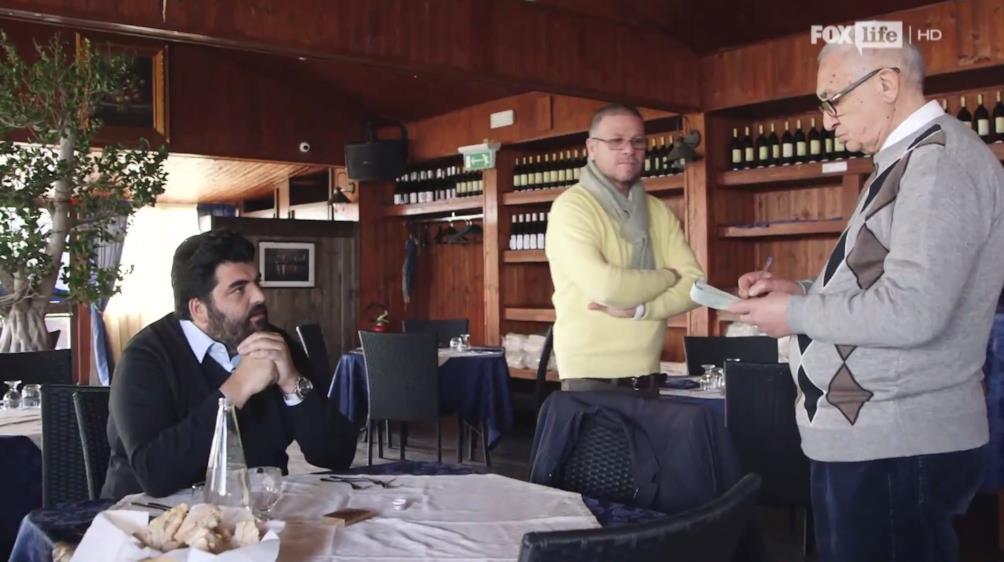 Cucine da incubo s02e04 episodio 4 lu patrinu - Cucine da incubo stagione 5 ...