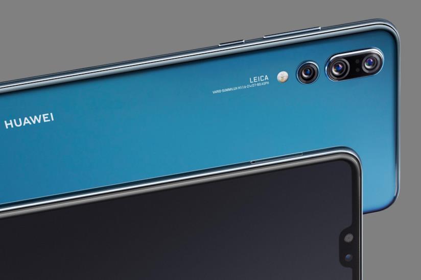 Immagine promozionale di Huawei P20 Pro