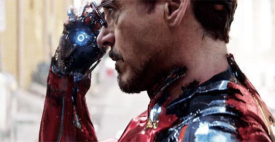 Tony Stark nel trailer di Avengers: Infinity War