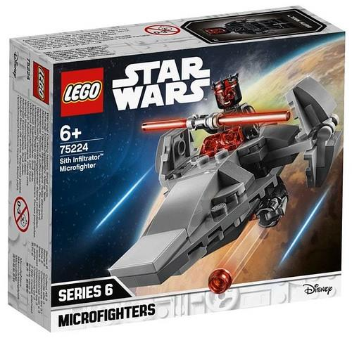 Nuove uscite set LEGO Star Wars 2019