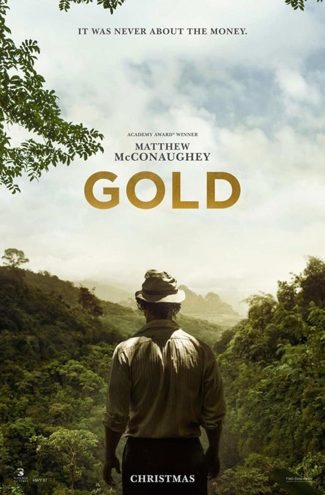 Poster del film Gold