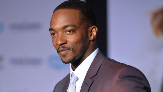 L'attore Anthony Mackie