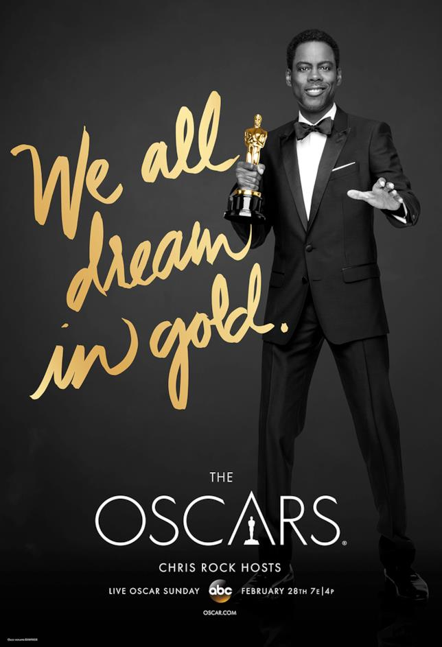 Chris Rock, il presentatore principale degli Oscar 2016