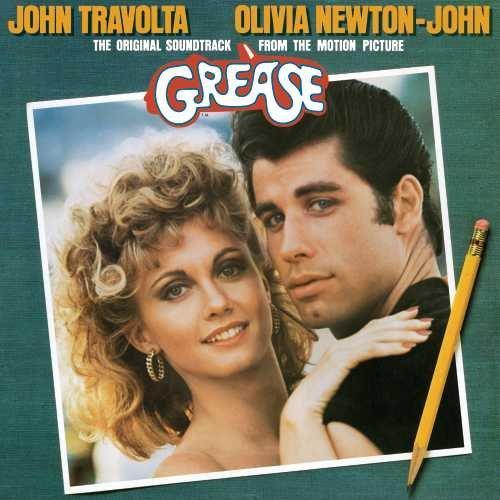 Copertina colonna sonora Grease