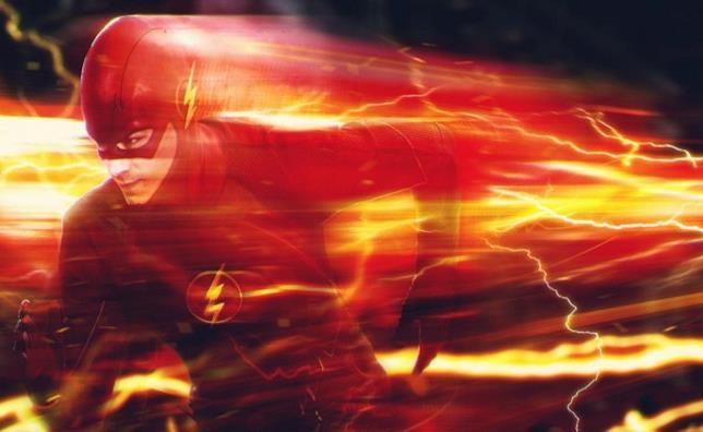 Flash super veloce in azione