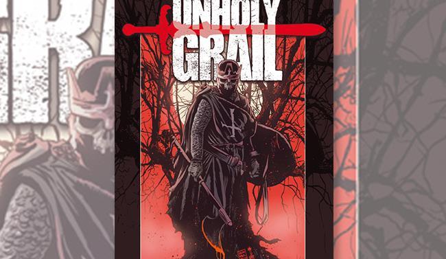 Cover di Unholy Grail
