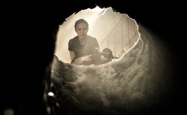 Natalie Portman è la biologa protagonista in Area X