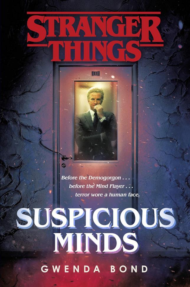 Suspicious Minds, il libro dedicato a Stranger Things