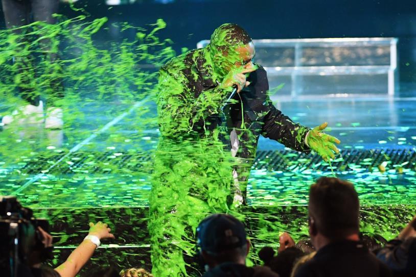 Will Smith ai Kids' Choice Awards