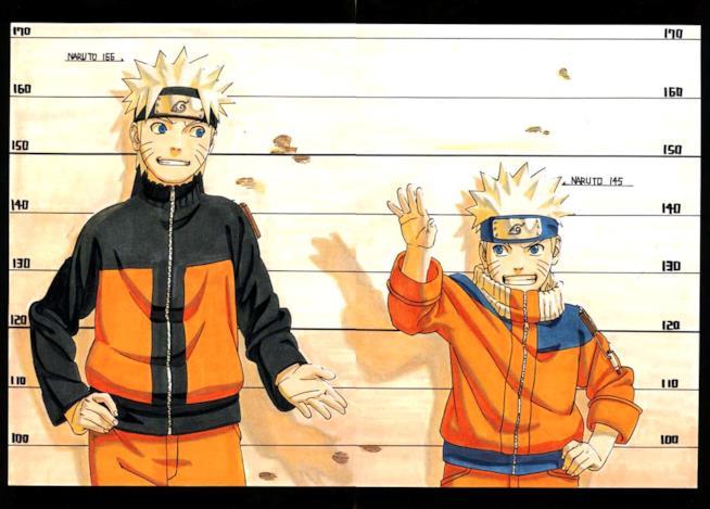 Naruto protagonista principale