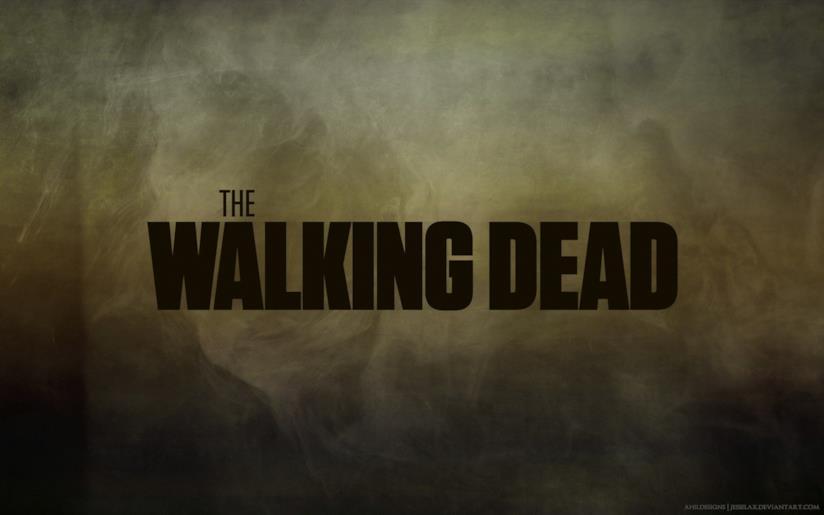 Il logo di The Walking Dead 8