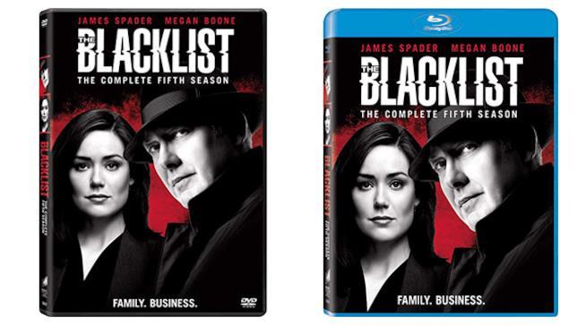 The Blacklist - 5 Home Video