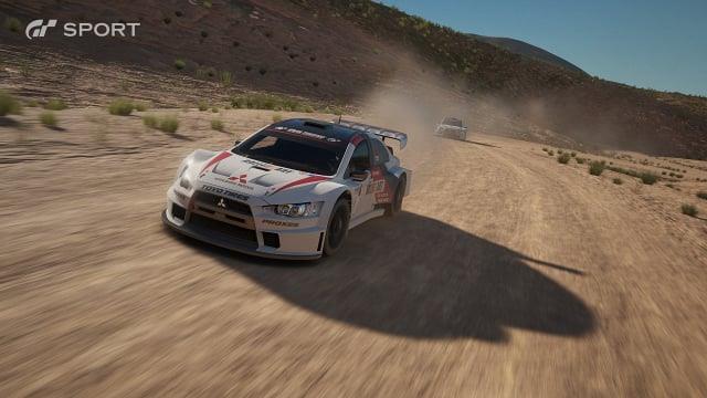 Prime immagini per GT Sport