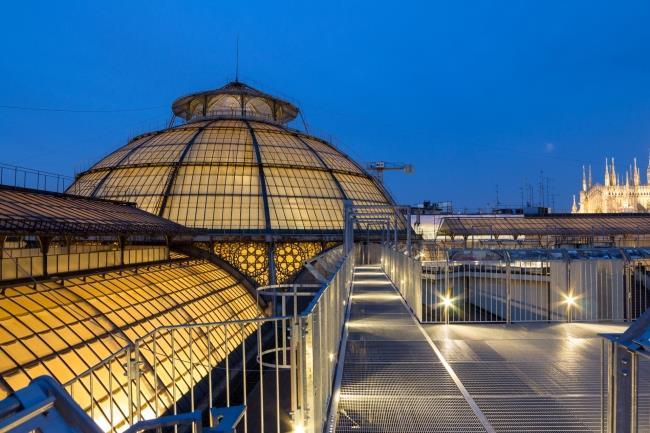 Cinema sui tetti: rassegna cinematografica sulll'Highline Galleria