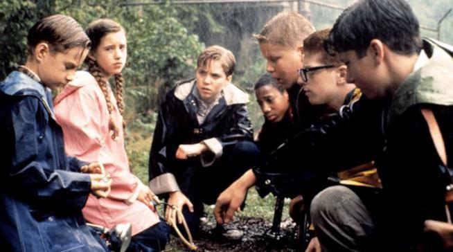 Il gruppo dei Perdenti di It del 1990