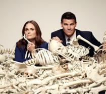 I due protagonisti di Bones