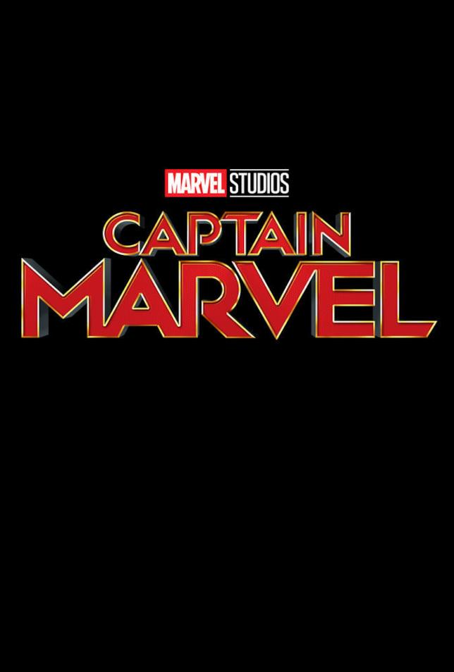 Logo di Captain Marvel (2019)