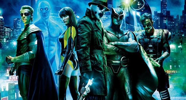 Watchmen, film tratto dai fumetti di Alan Moore