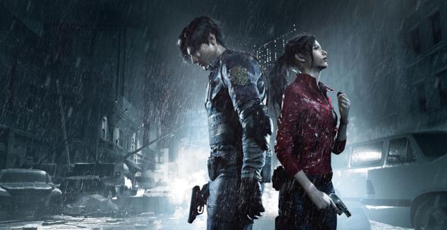 Leon e Claire protagonisti del remake di Resident Evil 2