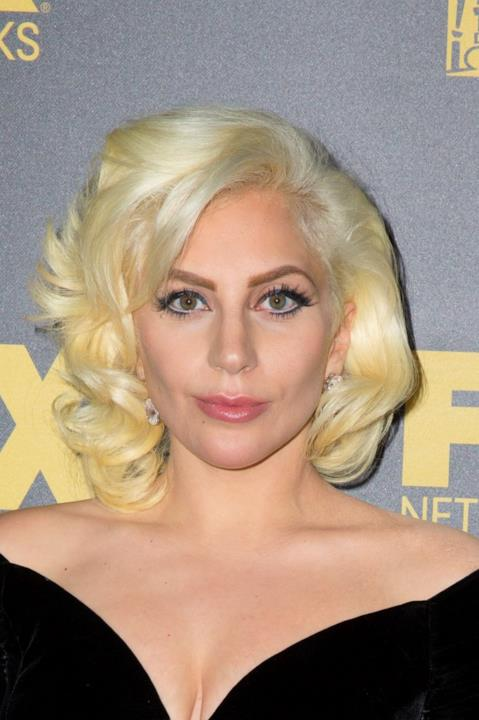 Lady Gaga ai 73esimi Gloden Globes