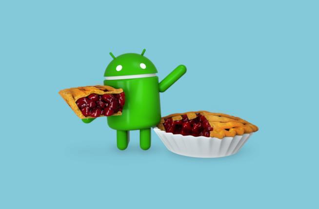 Android Pie, versione 9.0 del sistema operativo