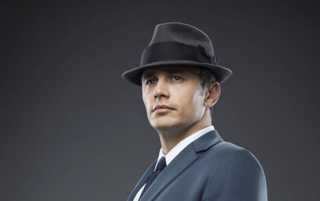 James Franco in un'immagine promozionale di 22.11.63, la nuova serie di JJ Abrams