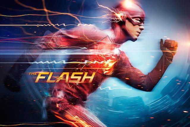 Locandina The Flash