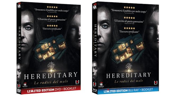 Hereditary - Le radici del male - Home Video