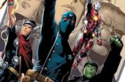Cover di Young Avengers Vol. 1: Sidekicks