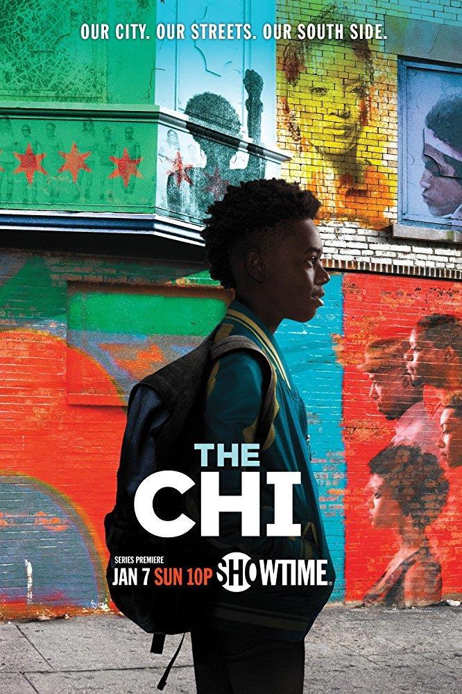 The Chi: il poster