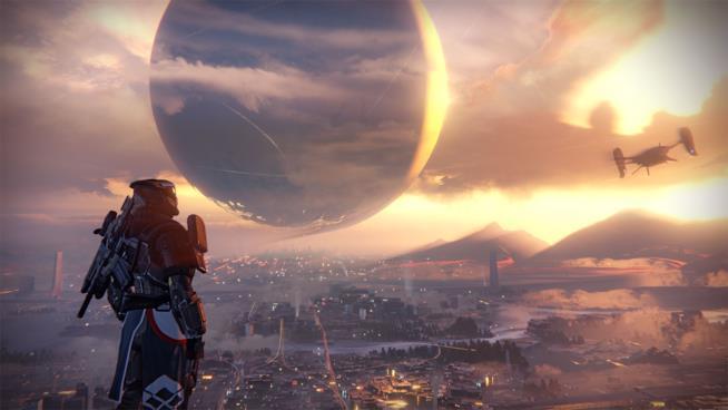 Destiny si espande con un nuovo DLC sulla Terra
